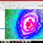 Generating DEMS from Contours in QGIS