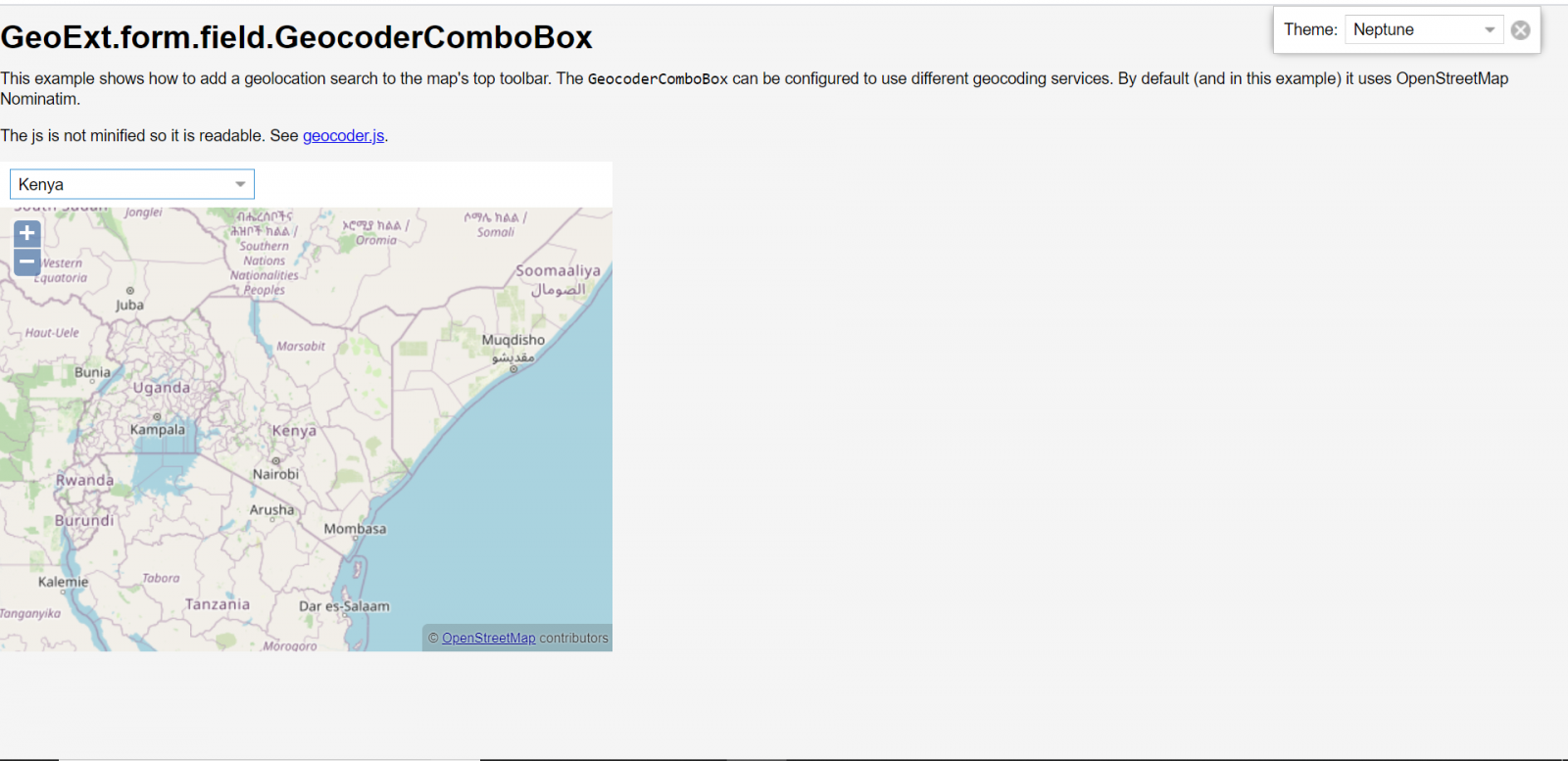 Libraries for front-end Web GIS Development