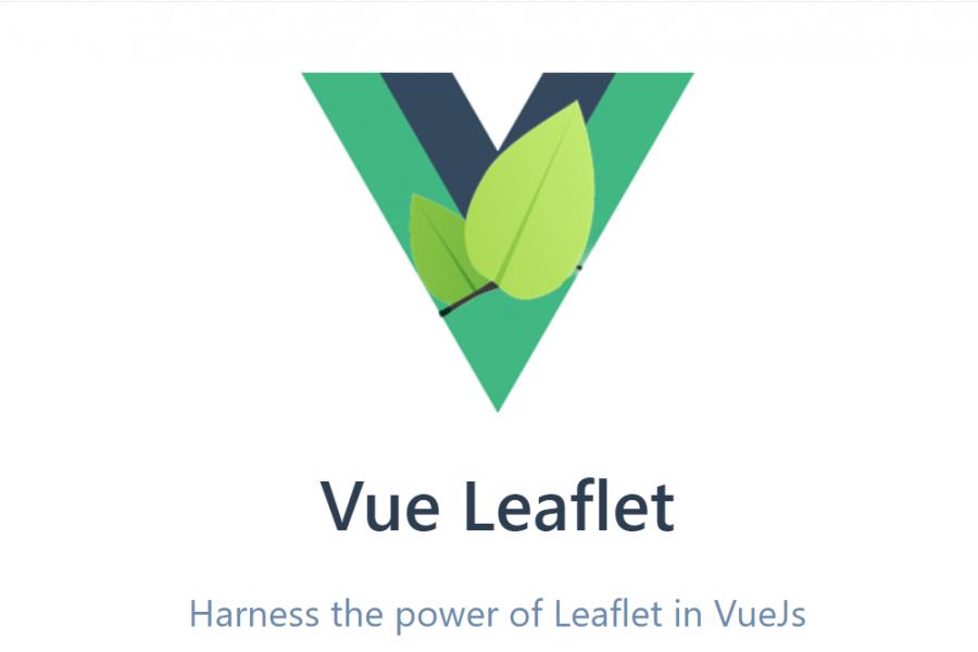 How To Display a Leaflet Map Using Vue JS Framework.