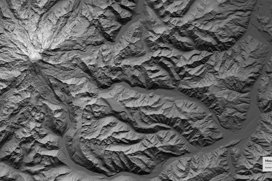 Plotting a Digital Elevation Model Profile in GEE